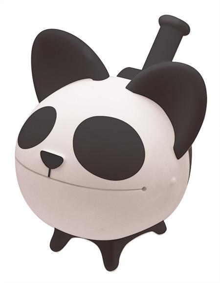 チワワ笛(パンダ)