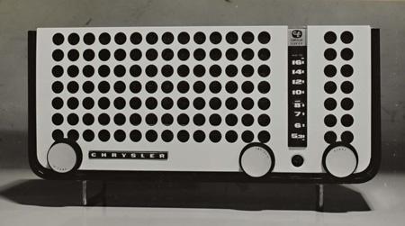 佐藤無線株式会社≪クライスラーラジオキャビキットMS-200≫ デザイン:秋岡芳夫、KAK