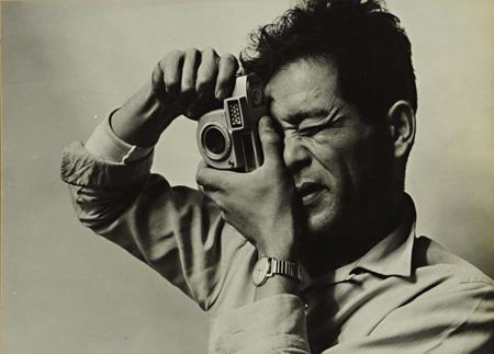 千代田光学精工≪ミノルタオートワイド≫(1958年)と秋岡芳夫 デザイン:秋岡芳夫 写真撮影:KAK
