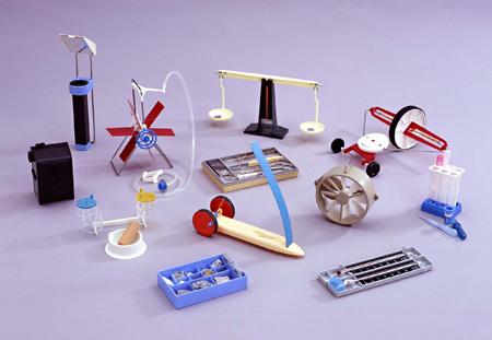 学習研究社『科学』の付録 1964年から デザイン:秋岡芳夫、KAK