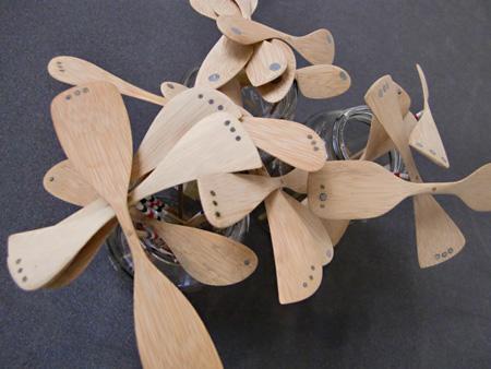 竹とんぼ 1980年代初期タイプ デザイン・制作:秋岡芳夫