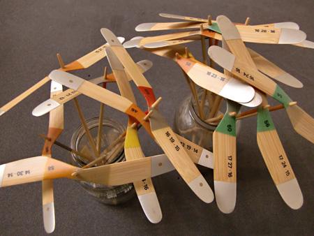 竹とんぼ 1990年代 デザイン・制作:秋岡芳夫