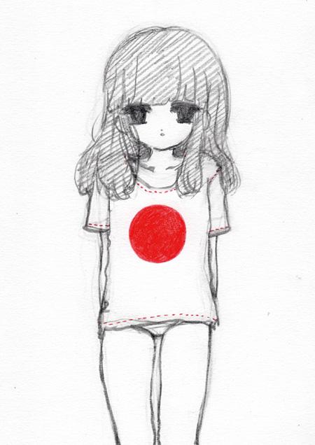 "keisuke kanda ""designer's portrait"" illustrated by KIMURA Momoko courtesy:keisuke kanda"