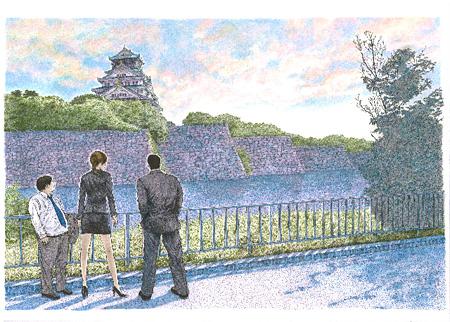 『プリンセス・トヨトミ』表紙装画