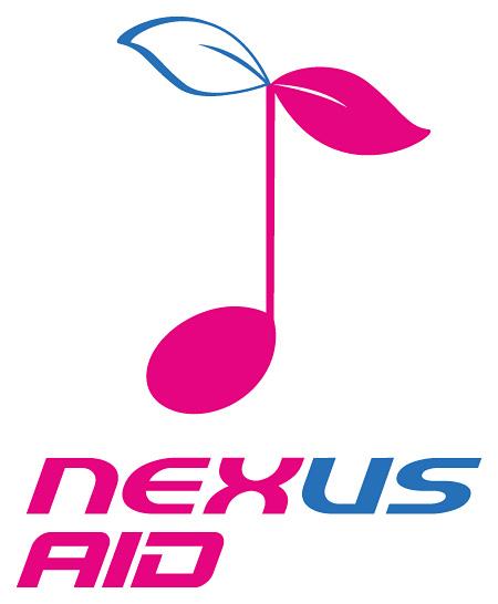 『LIVE NEXUS AID ANNEXUS』ロゴ
