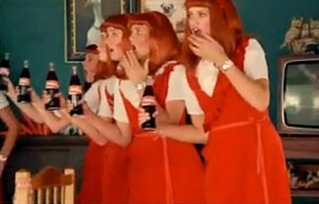 コカ・コーラ 世界キャンペーンCM 2007