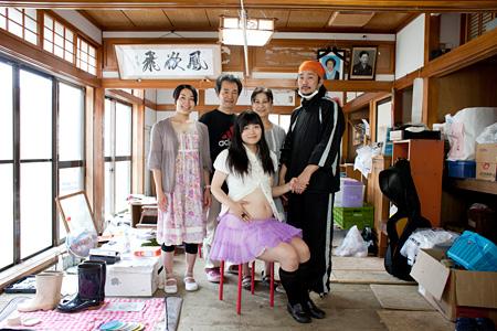 宮下マキ『産む人』2010‐ 宮城県東松島市 2011