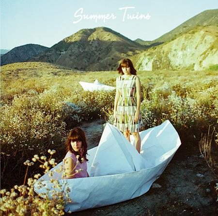 Summer Twins『Summer Twins』ジャケット