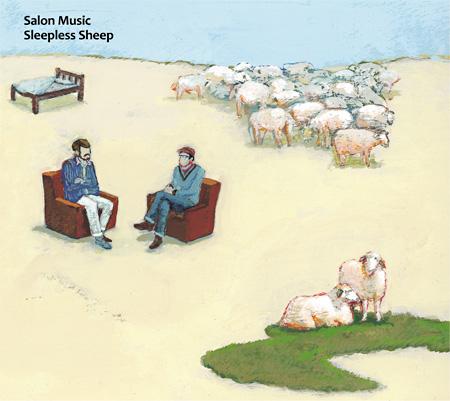Salon Music『Sleepless Sheep』ジャケット