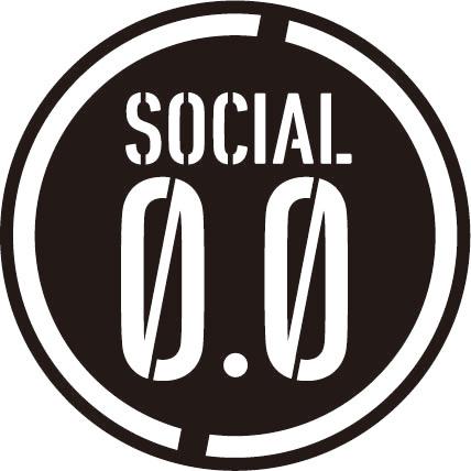 『Social 0.0 LAB』ロゴ
