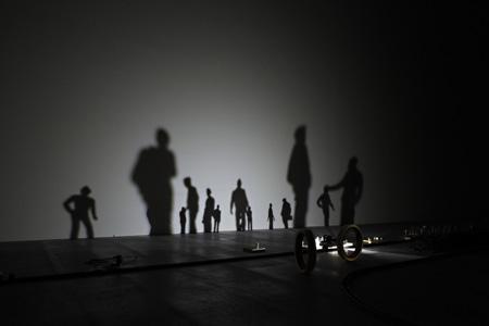 クワクボリョウタ『10番目の感傷(点・線・面)』 2010 Courtesy the artist and NTT InterCommunication Center [ICC] 撮影:木奥恵三