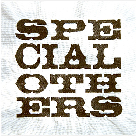 SPECIAL OTHERS『SPECIAL OTHERS』ジャケット