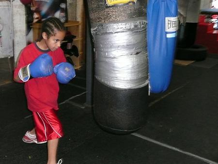 『ボクシング・ジム』