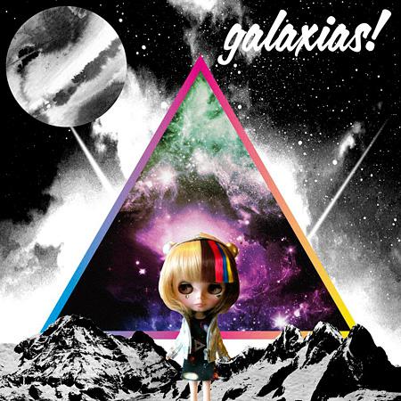 galaxias!『galaxias!』通常盤x