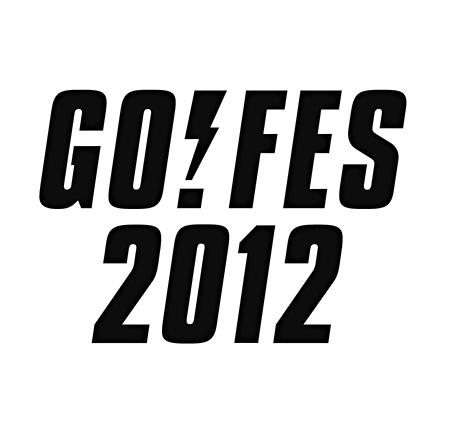 『GO!FES 2012』ロゴ