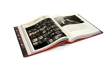『マグナム・コンタクトシート 写真家の眼-フィルムに残された生の痕跡』