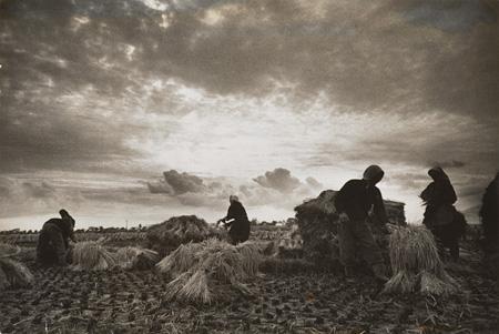 小島一郎 つがる市木造 1958年 ©小島弘子