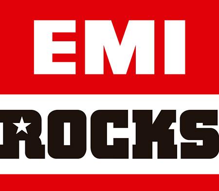 『EMI ROCKS』ロゴ