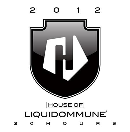 『LIQUID LOFT x DOMMUNE presents「HOUSE OF LIQUIDOMMUNE 2012!!!!!!!20HOURS!!!!!!!」C:O:U:N:T:D:O:W:N & C:O:U:N:T:U:P Special !!!!!!!!!!!!』メインビジュアル
