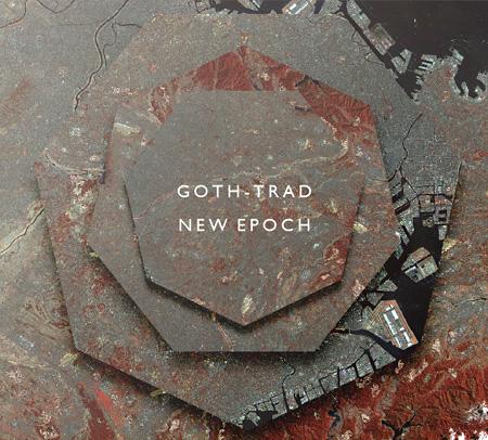 GOTH-TRAD『New Epoch』ジャケット