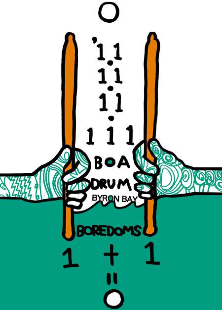「111BOADRUM」メインビジュアル