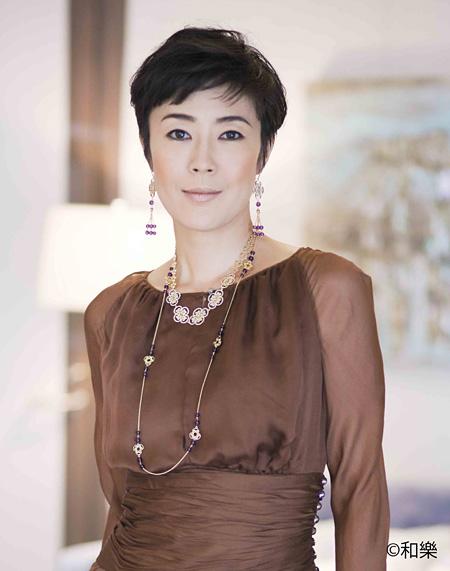 羽田美知子(りりこのマネージャー)役の寺島しのぶ ©2012映画『ヘルタースケルター』製作委員会