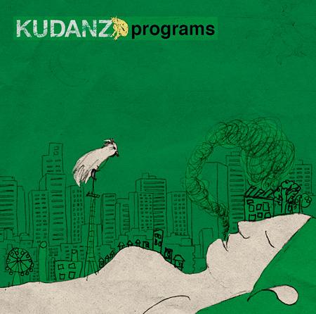 KUDANZ『programs』ジャケット