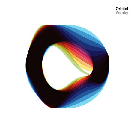 Orbital『Wonky』ジャケット
