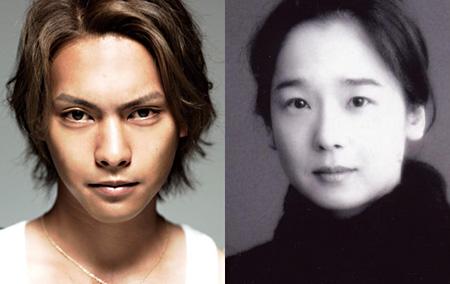 左から柳楽優弥、田中裕子