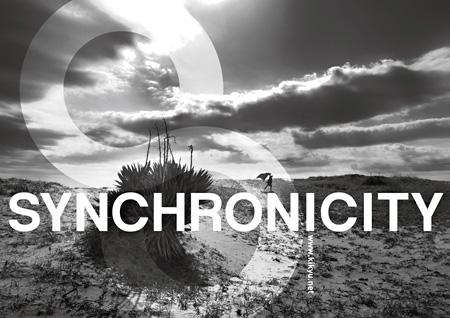 『SYNCHRONICITY'12』メインビジュアル
