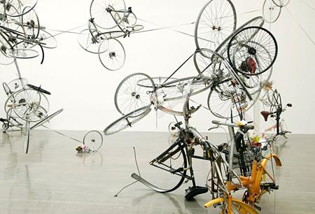 小林史子『Node Point』2011