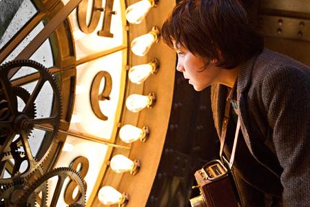 『ヒューゴの不思議な発明』©2011 GK Films. All Rights Reserved.