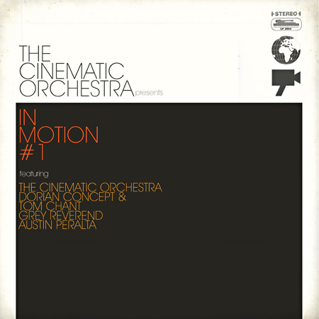 V.A.『The Cinematic Orchestra presents In Motion #1』ジャケット