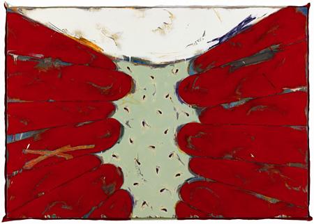 野田裕示《WORK 1536》 2003年 181.8×259.1 cm