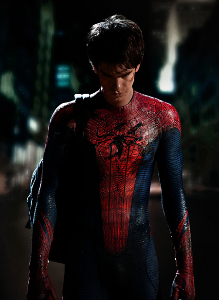『アメイジング・スパイダーマン』 ©2011 Columbia TriStar Marketing Group,Inc. All  Rights Reserved.