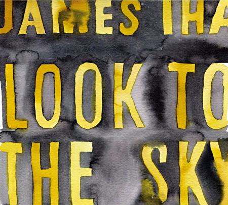 ジェームス・イハ『Look To The Sky』ジャケット