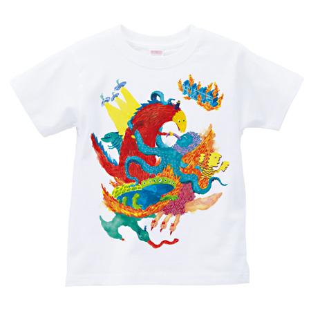 かいじゅうTシャツ