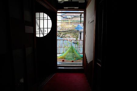 Tetsuro Kano《Naturplan》 2011-12 竜宮美術旅館での展示風景