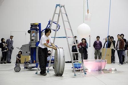 パフォーマンス『停電EXPO(2009)』