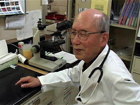 『核の傷:肥田舜太郎医師と内部被曝』より