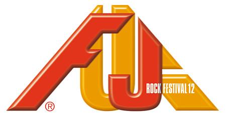 『FUJI ROCK FESTIVAL'12』ロゴ