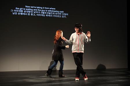 『三月の5日間』2011@kaat Toru Yokota