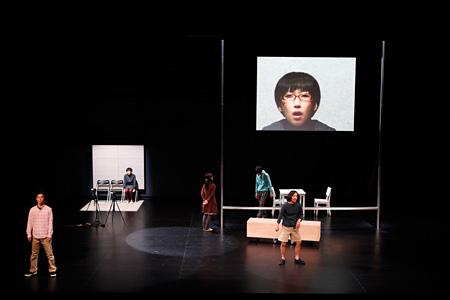 『ゾウガメのソニックライフ』2011@kaat Kikuko Usuyama