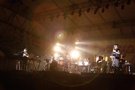 Yellow Magic Orchestra(昨年のライブより)