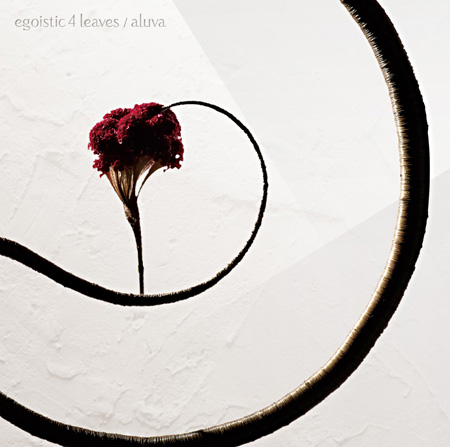 egoistic 4 leaves『aluva』ジャケット
