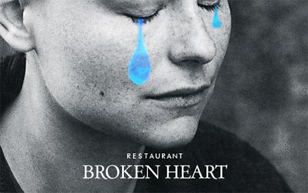 『失恋レストラン』メインビジュアル