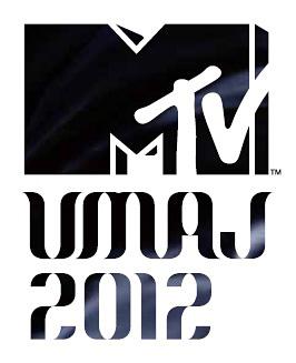『MTV VMAJ 2012』ロゴ