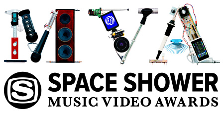 『SPACE SHOWER MUSIC VIDEO AWARDS』ロゴ