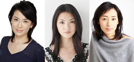 写真左から鈴木砂羽、田中麗奈、木村多江 ©2012「夢売るふたり」製作委員会