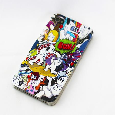 榎本耕一 iPhoneケース「Manga BOM」